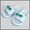 Dear Doll Size - Voang Slipper Shoes (Sky)