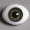 14mm Classic Flat Back Oval Glass Eyes (CC03)