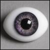 14mm Classic Flat Back Oval Glass Eyes (CC07)