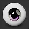 16mm - Half-Round Acrylic Eyes (PA-05) - PA