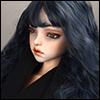 (선주문)(13-14) Velladia Wig (D Blue)