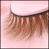 인형전용 속눈썹 - Mink 9D99 (Blonde)