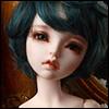 (7-8) Saiz Cut Wig (DS.Gray)