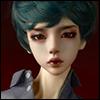 (8-9) Saiz Cut Wig (G.Darkcyan)