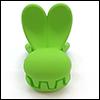 Mini Rabbit Pin (M Green)