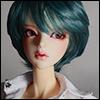 (선주문) (8-9) Saiz Cut Wig (LG Blue)