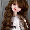 (7-8) Friendly Sobazu Wig (Brown)