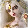 Mystic Doll - Amber Cave Mermaid; Zinna - LE10
