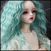 (선주문)(7-8) CCS Wave Long Wig (Mint)