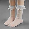 MSD - cellua Knee Stocking (White)