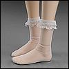 SD - Cellua Knee Stocking (White)
