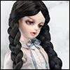 (7-8) Shirley Pgtail Wig (Black)