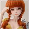 (3-4) Sayomi Mohair Wig (Carrot)