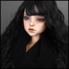 (선주문)(13-14) Velladia Wig (Black)