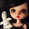 Neo Lukia Doll - Smudging Black Lukia - LE20