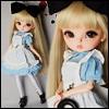 """12"""" Size - My Alice Set (Blue)"""