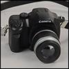 LED  CE Camera (Black)
