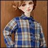 (선주문)MSD - Tarde Shirt (Ch Blue)