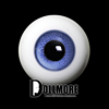 28mm Glass Eye (L.Violet) - A