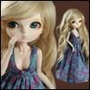 """12"""" Size - Myrtle Dress (Violet)"""