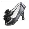 Fashion doll Size - My Fair Lady (Black)[C3-3-1]