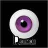 D - Basic 18mm Glass Eye (Y06)