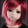 (7-8) FFB Cut Wig (Red)
