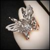 모델돌&SD Size - Butterfly's Wing (반지)
