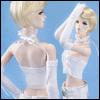 Fashion Doll Size : Soul Star Top (White)