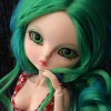 Neo Lukia Doll - Emerald Lukia - LE1