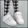 MSD - Strap Sneakers (White)