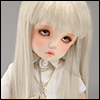 (6-7) CT Tangled Long Bang Wig (Blonde)