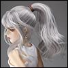 (선주문)(8-9)Samu Ponytail Wig (Gray)