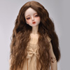 (8-9) Lea Sobazu Wig (Brown)