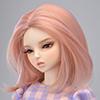 (7-8) Ellen Wig (Pink)