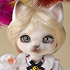 Bebe Doll Boy - Puss in boots White Charles - LE10