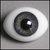 12mm Classic Flat Back Oval Glass Eyes (CC05)