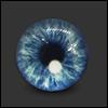 12mm Fantasy Flat Round Glass Eyes (FF11)