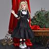 (선주문) MSD - GK Dress  (Black)