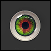 12mm - Omga Flat Round Glass Eyes (FE02)