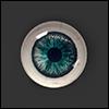 12mm - Omga Flat Round Glass Eyes (FE08)