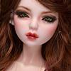 Judith Girl Doll - Unwilling to show Black Sophie - LE20