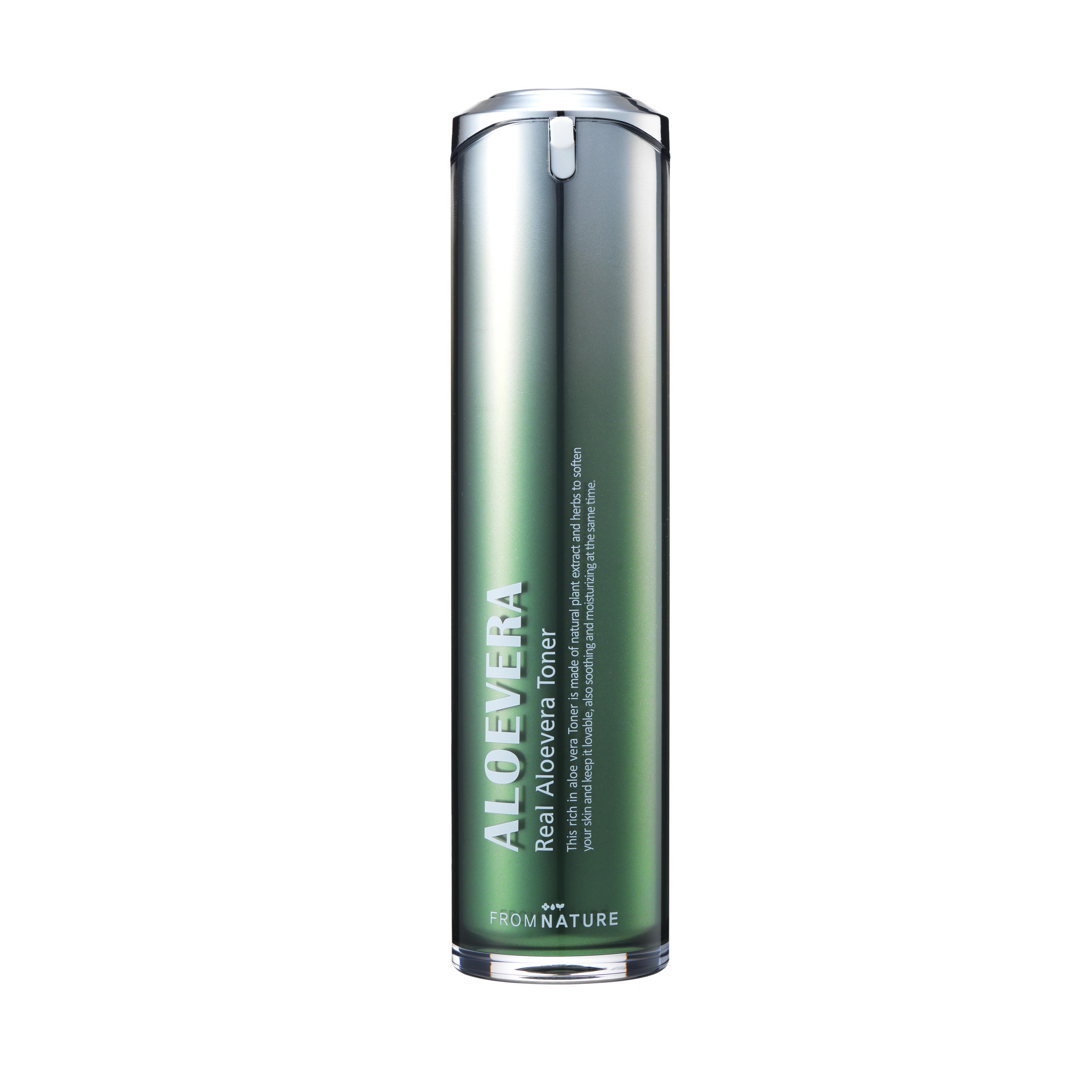 草本純然蘆薈化妝水
