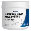 [헬스보충제] 뉴트리코스트 L시트룰린 말레이트 파우더 600g