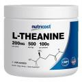 [건강보조제] 뉴트리코스트 L-테아닌 파우더 100g