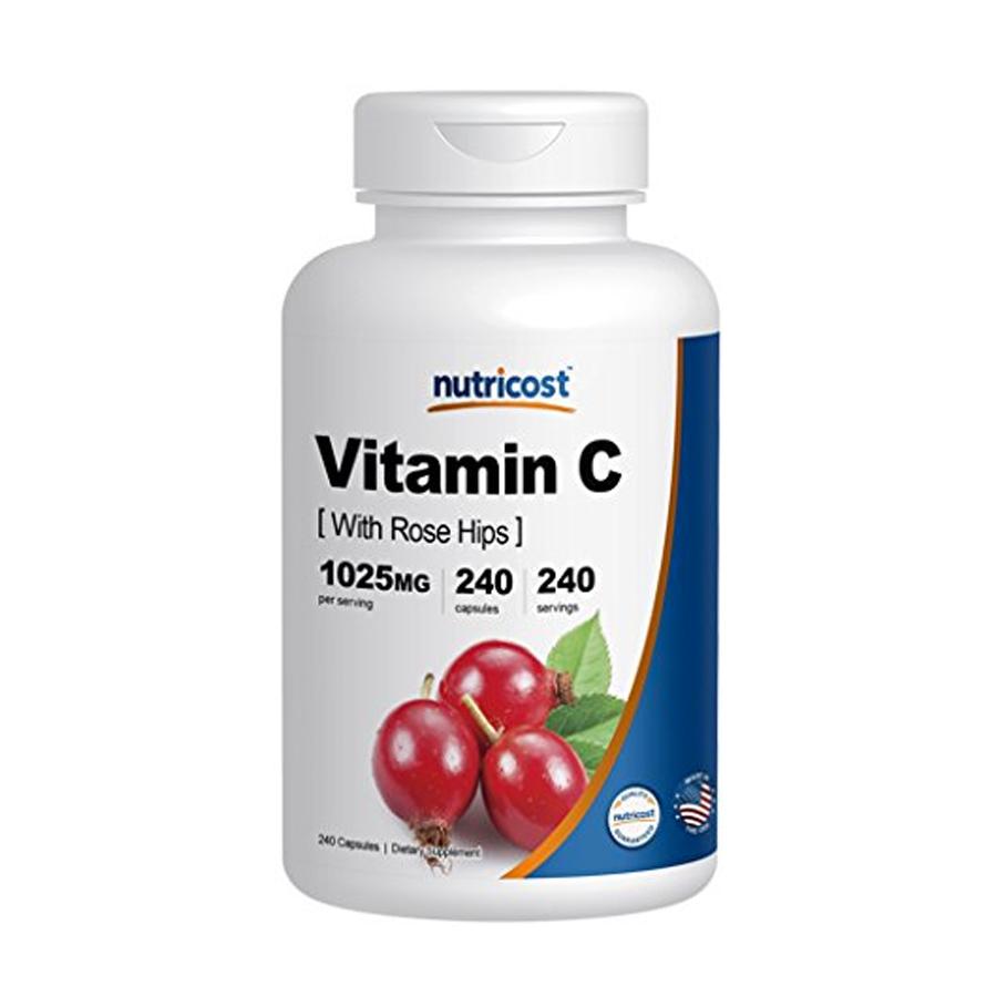 [비타민 영양제] 비타민C 로즈힙 240캡슐