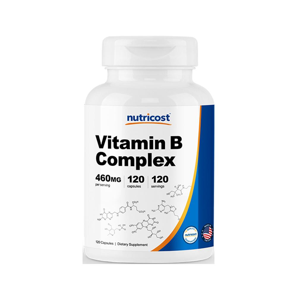 비타민 B 콤플렉스 460mg 캡슐