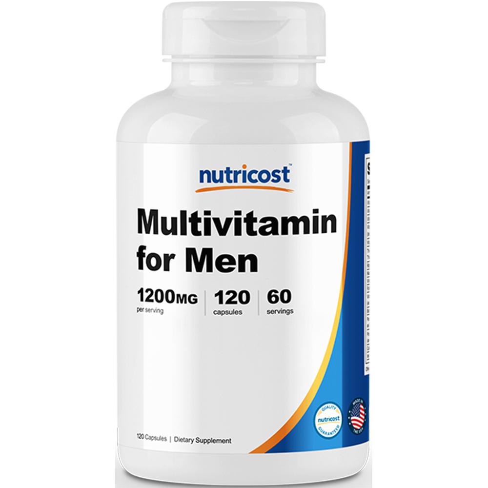 멀티비타민 포 맨 600mg 캡슐