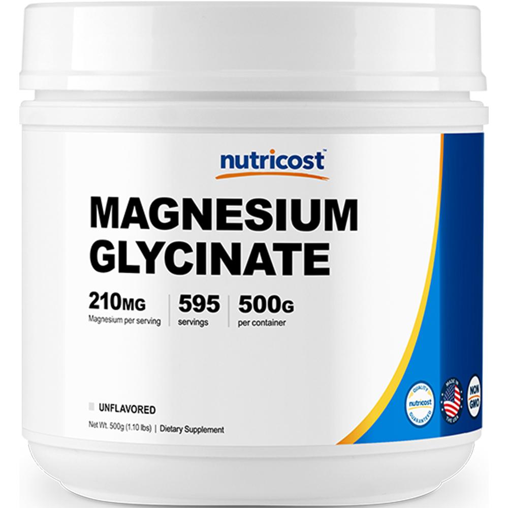 마그네슘 글리시네이트 파우더 500g