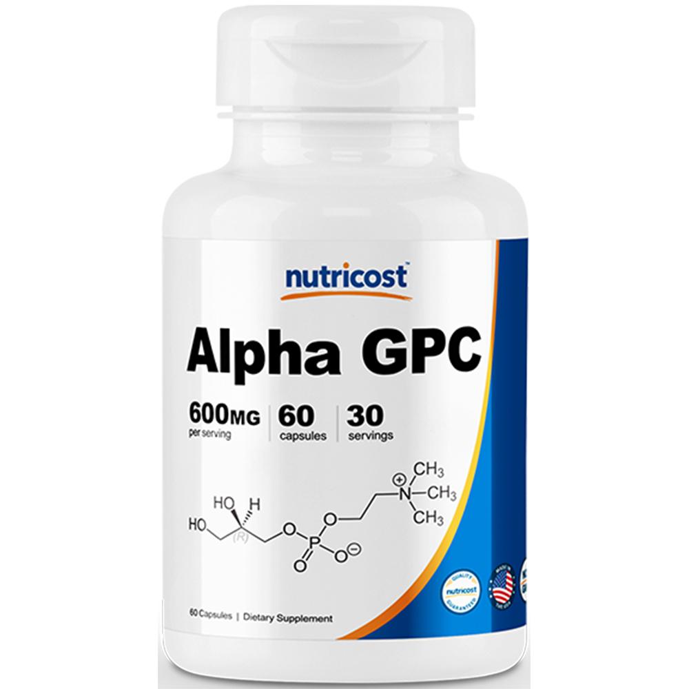 알파 GPC 300mg 캡슐